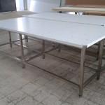 tavoli con cornice 280x130